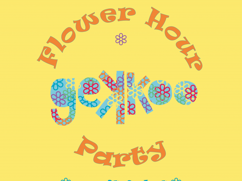 gekkoo flower hour